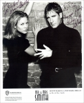 Scott Bakula and Maria Bello