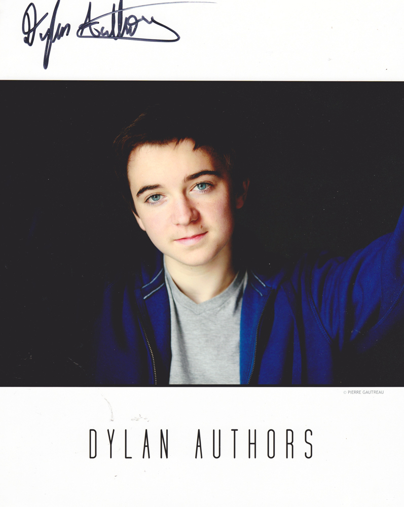 Dylan Authors