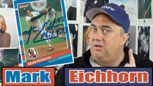 Mark Eichhorn TTM Success!