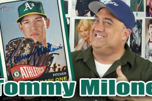 Tommy Milone Autograph Through The Mail!