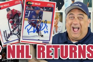 NHL Returns from Randy Moller and Wayne Presley!