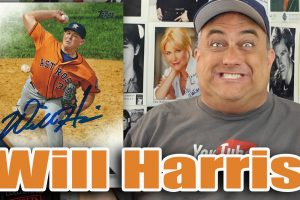 Will Harris TTM Return from 2016!