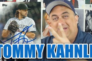 Tommy Kahnle Autograph Through The Mail