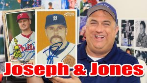 Tommy Joseph and Todd Jones!