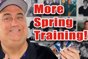 More Spring Training – Phillies, As and Blue Jays!