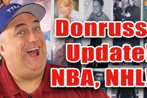 Donruss Update plus Basketball and Hockey!
