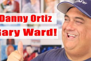 Danny Ortiz and Gary Ward Autographs Through The Mail – TTM