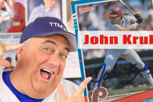 John Kruk and more TTM Autographs Through The Mail!