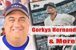Gorkys Hernandez, Chito Martinez and a Sutter Brother autographs through the mail TTM!