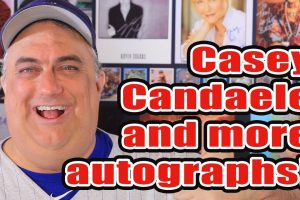Ed Vande Berg, Casey Candaele and more autographs through the mail