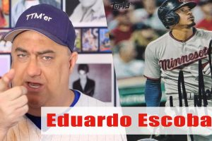 Eduardo Escobar, Tyson Ross and more autographs through the mail