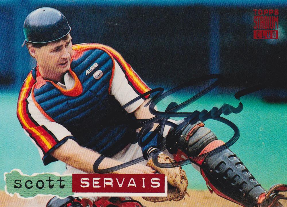 sScott Servais